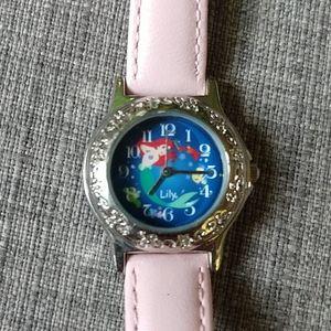 Disney Ariel Personalized Watch Lily